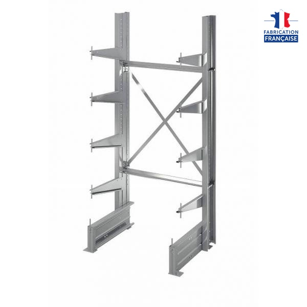 Cantilever lourds charges longues 2