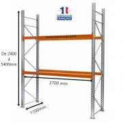 Vue d ensemble rack 2701